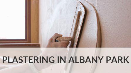Plastering in Albany Park