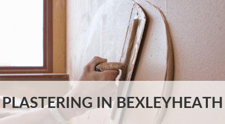 Plastering in Bexleyheath