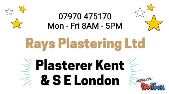 Plasterer Kent Promotional Video