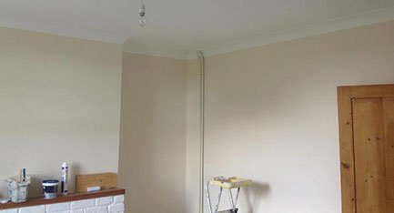 Plastering in Bromley