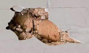 Repair Work Plastering